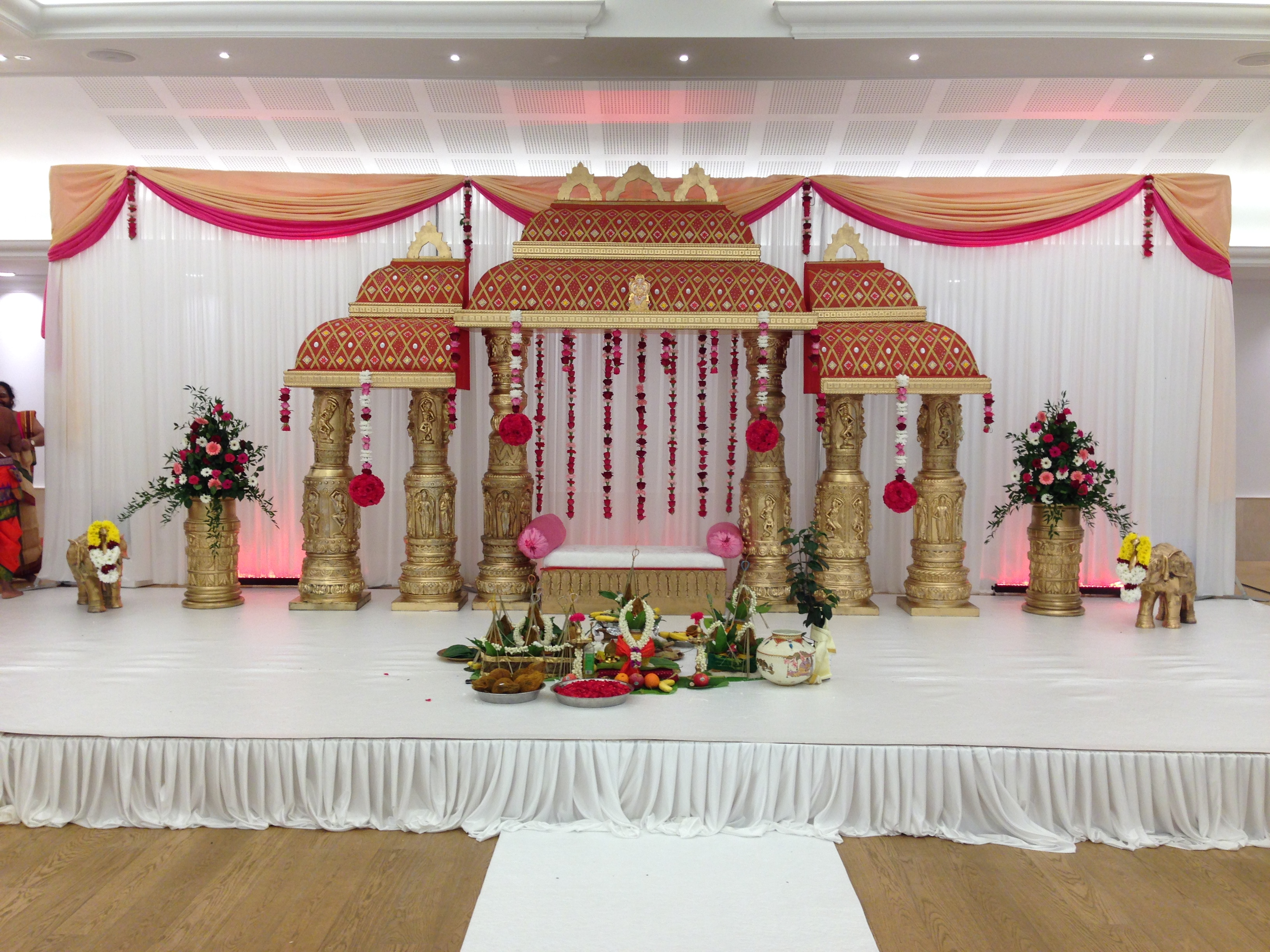Tamil event planners wedding decorators event management for all i am one theme by sktthemes junglespirit Images